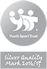 Youth Sport Trust silver quality mark