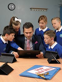 Computing on the curriculum at Biggin Hill Primary School, Bromley
