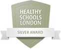 Healthy schools London sliver award