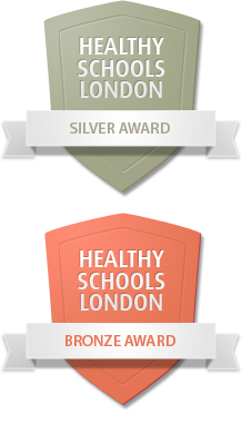 Healthy schools London Silver and Bronze awards