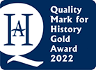 Quality mark for history gold award 2018