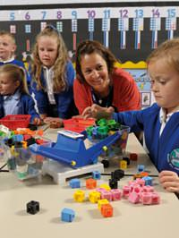 Mathematics on the curriculum at Biggin Hill Primary School, Bromley