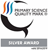 Primary science silver award