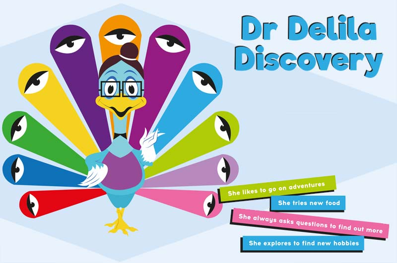 Dr Delila Discovery